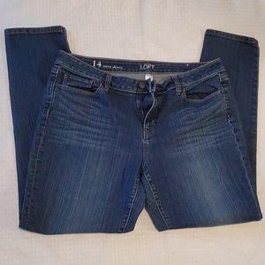Women's Ann Taylor LOFT Jeans